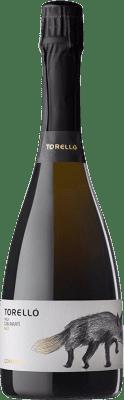 26,95 € Free Shipping | White sparkling Torelló Finca Can Martí Brut Corpinnat Spain Macabeo, Xarel·lo, Chardonnay, Parellada Bottle 75 cl