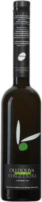 19,95 € Free Shipping | Cooking Oil L'Olivera Finques Oli Eco Spain Medium Bottle 50 cl