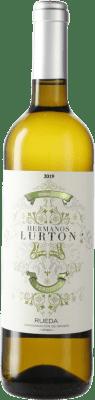 9,95 € Free Shipping   White wine Piedra Negra François Lurton D.O. Rueda Castilla y León Spain Verdejo Bottle 75 cl