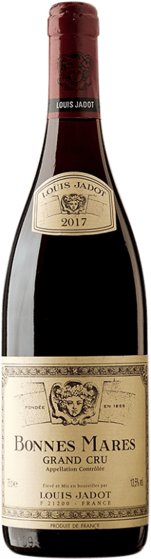 358,95 € Free Shipping | Red wine Louis Jadot Grand Cru A.O.C. Bonnes-Mares Burgundy France Pinot Black Bottle 75 cl