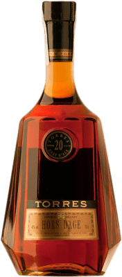 45,95 € Free Shipping | Brandy Torres Hors d'Âge Imperial D.O. Penedès Catalonia Spain Bottle 70 cl