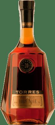 45,95 € Envío gratis | Brandy Torres Hors d'Âge Imperial D.O. Penedès Cataluña España Botella 70 cl