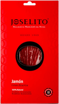 16,95 € Envoi gratuit | Jamones Joselito Jamón Gran Reserva Espagne