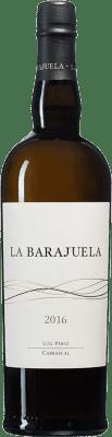 74,95 € Kostenloser Versand | Verstärkter Wein Luis Pérez La Barajuela Fino D.O. Jerez-Xérès-Sherry Andalusien Spanien Palomino Fino Flasche 75 cl