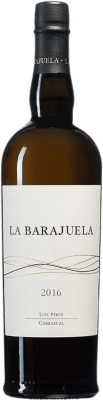 74,95 € Envoi gratuit | Vin fortifié Luis Pérez La Barajuela Fino D.O. Jerez-Xérès-Sherry Andalousie Espagne Palomino Fino Bouteille 75 cl