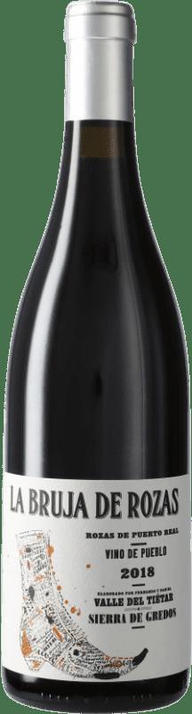 14,95 € Free Shipping | Red wine Comando G La Bruja de Rozas D.O. Vinos de Madrid Madrid's community Spain Grenache Bottle 75 cl