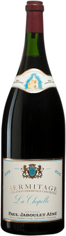 5 144,95 € Free Shipping | Red wine Jaboulet Aîné La Chapelle A.O.C. Hermitage France Syrah Balthazar Bottle 12 L