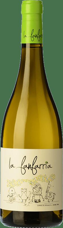 14,95 € Free Shipping | White wine Dominio del Urogallo La Fanfarria Blanc Principality of Asturias Spain Bottle 75 cl
