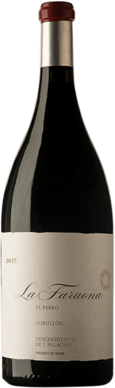 2 495,95 € Envío gratis | Vino tinto Descendientes J. Palacios La Faraona D.O. Bierzo Castilla y León España Mencía Botella Mágnum 1,5 L