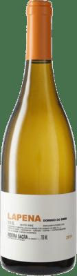 56,95 € Kostenloser Versand | Weißwein Dominio do Bibei Lapena D.O. Ribeira Sacra Galizien Spanien Flasche 75 cl