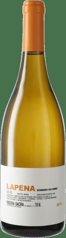 56,95 € Envío gratis   Vino blanco Dominio do Bibei Lapena D.O. Ribeira Sacra Galicia España Botella 75 cl