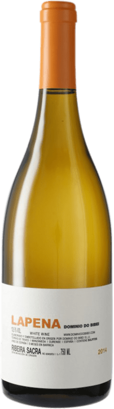 56,95 € Free Shipping | White wine Dominio do Bibei Lapena D.O. Ribeira Sacra Galicia Spain Bottle 75 cl