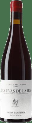 25,95 € Free Shipping | Red wine Landi Las Uvas de la Ira Vino del Pueblo D.O. Méntrida Spain Grenache Bottle 75 cl
