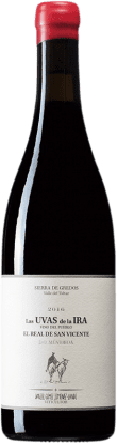 17,95 € Kostenloser Versand | Rotwein Landi Las Uvas de la Ira Vino del Pueblo D.O. Méntrida Spanien Grenache Flasche 75 cl