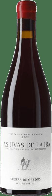 17,95 € Envoi gratuit | Vin rouge Landi Las Uvas de la Ira Vino del Pueblo D.O. Méntrida Espagne Grenache Bouteille 75 cl