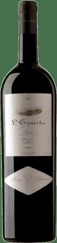 4 245,95 € Envoi gratuit   Vin rouge Álvaro Palacios L'Ermita 1995 D.O.Ca. Priorat Catalogne Espagne Grenache, Cabernet Sauvignon Bouteille Jéroboam-Doble Magnum 3 L