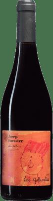 13,95 € Free Shipping | Red wine Josep Foraster Les Gallinetes D.O. Conca de Barberà Catalonia Spain Syrah, Grenache, Trepat Bottle 75 cl