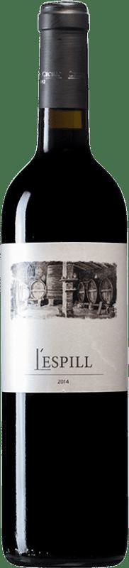 25,95 € Envío gratis | Vino tinto Cecilio L'Espill D.O.Ca. Priorat Cataluña España Botella 75 cl