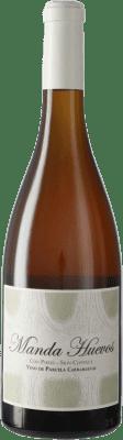19,95 € Kostenloser Versand | Weißwein El Escocés Volante Manda Huevos con Pieles Skin Contact D.O. Calatayud Aragón Spanien Flasche 75 cl