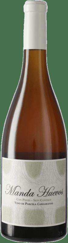 19,95 € Envoi gratuit | Vin blanc El Escocés Volante Manda Huevos con Pieles Skin Contact D.O. Calatayud Aragon Espagne Bouteille 75 cl