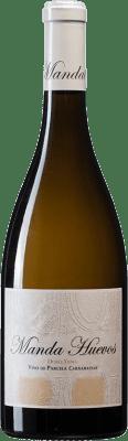 17,95 € Kostenloser Versand | Weißwein El Escocés Volante Manda Huevos Doble Yema D.O. Calatayud Aragón Spanien Flasche 75 cl