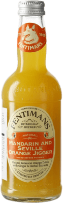 8,95 € Free Shipping | Refrescos Fentimans Mandarin & Seville Orange Jigger United Kingdom Small Bottle 27 cl
