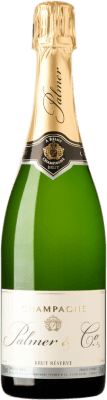 41,95 € Free Shipping   White sparkling Château Palmer Brut Reserva A.O.C. Champagne Champagne France Pinot Black, Chardonnay, Pinot Meunier Bottle 75 cl