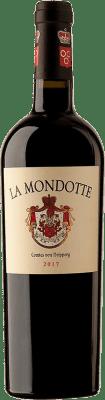 214,95 € Free Shipping | Red wine La Mondotte A.O.C. Saint-Émilion Bordeaux France Merlot, Cabernet Franc Bottle 75 cl