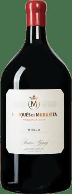 86,95 € Envoi gratuit | Vin rouge Marqués de Murrieta Reserva D.O.Ca. Rioja Espagne Bouteille Jéroboam-Doble Magnum 3 L