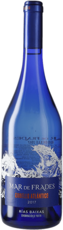 19,95 € Free Shipping | White wine Mar de Frades D.O. Rías Baixas Galicia Spain Godello Bottle 75 cl