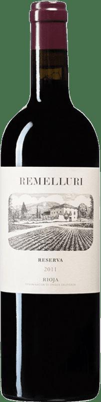 17,95 € Envío gratis | Vino tinto Ntra. Sra de Remelluri Reserva D.O.Ca. Rioja España Tempranillo, Garnacha, Graciano, Mazuelo, Viura Botella 75 cl