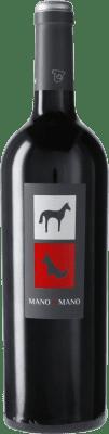 8,95 € Kostenloser Versand   Rotwein Mano a Mano D.O. La Mancha Kastilien-La Mancha Spanien Tempranillo Flasche 75 cl