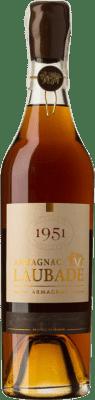 1 104,95 € Envoi gratuit | Armagnac Château de Laubade I.G.P. Bas Armagnac France Bouteille Medium 50 cl