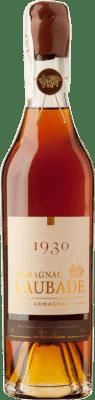 1 457,95 € Envío gratis | Armagnac Château de Laubade I.G.P. Bas Armagnac Francia Botella Medium 50 cl