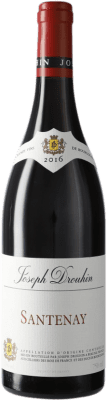 31,95 € Free Shipping | Red wine Drouhin A.O.C. Santenay Burgundy France Pinot Black Bottle 75 cl