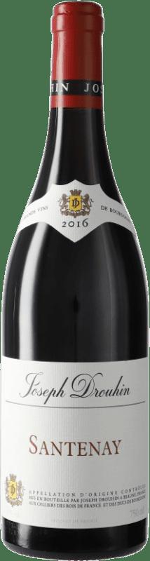 25,95 € Envoi gratuit | Vin rouge Drouhin A.O.C. Santenay Bourgogne France Pinot Noir Bouteille 75 cl