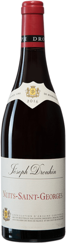 55,95 € Free Shipping | Red wine Drouhin A.O.C. Nuits-Saint-Georges Burgundy France Pinot Black Bottle 75 cl