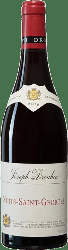 55,95 € Envoi gratuit | Vin rouge Drouhin A.O.C. Nuits-Saint-Georges Bourgogne France Pinot Noir Bouteille 75 cl