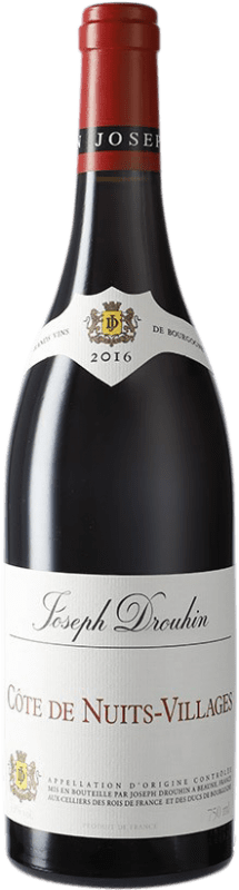 25,95 € Free Shipping | Red wine Drouhin A.O.C. Côte de Nuits-Villages Burgundy France Bottle 75 cl