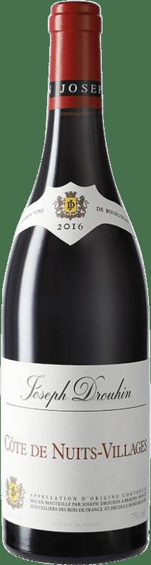 25,95 € Envoi gratuit | Vin rouge Drouhin A.O.C. Côte de Nuits-Villages Bourgogne France Bouteille 75 cl