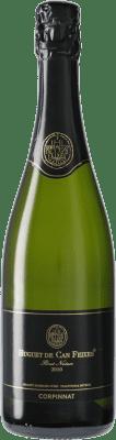 11,95 € Kostenloser Versand | Weißer Sekt Huguet de Can Feixes Brut Natur Corpinnat Spanien Pinot Schwarz, Macabeo, Parellada Flasche 75 cl
