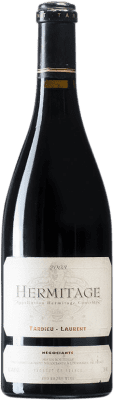 128,95 € Free Shipping | Red wine Tardieu-Laurent 2003 A.O.C. Hermitage France Syrah, Serine Bottle 75 cl