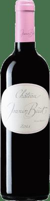 35,95 € Free Shipping | Red wine Château Joanin Bécot A.O.C. Côtes de Castillon Bordeaux France Merlot, Cabernet Franc Bottle 75 cl