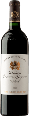 123,95 € Free Shipping | Red wine Château Joanin Bécot 2010 A.O.C. Saint-Émilion Bordeaux France Merlot, Cabernet Sauvignon, Cabernet Franc Bottle 75 cl