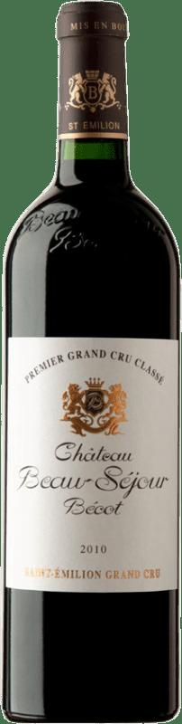 123,95 € Envoi gratuit   Vin rouge Château Joanin Bécot 2010 A.O.C. Saint-Émilion Bordeaux France Merlot, Cabernet Sauvignon, Cabernet Franc Bouteille 75 cl