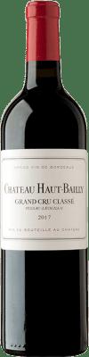 139,95 € Free Shipping | Red wine Château Haut-Bailly A.O.C. Pessac-Léognan Bordeaux France Merlot, Cabernet Sauvignon, Cabernet Franc Bottle 75 cl