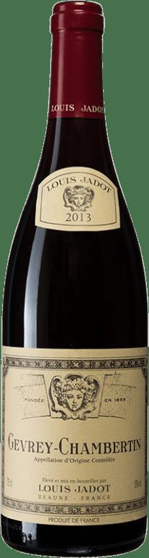 49,95 € Free Shipping | Red wine Louis Jadot A.O.C. Gevrey-Chambertin Burgundy France Bottle 75 cl