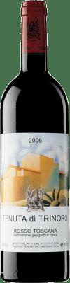 278,95 € Free Shipping | Red wine Tenuta di Trinoro 2006 I.G.T. Toscana Italy Merlot, Cabernet Sauvignon, Cabernet Franc, Petit Verdot Bottle 75 cl