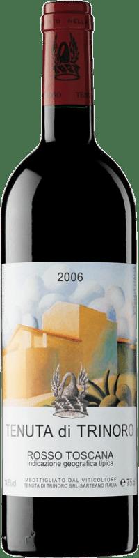 251,95 € Free Shipping | Red wine Tenuta di Trinoro 2006 I.G.T. Toscana Italy Merlot, Cabernet Sauvignon, Cabernet Franc, Petit Verdot Bottle 75 cl