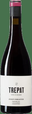 17,95 € Free Shipping | Red wine Josep Foraster D.O. Conca de Barberà Catalonia Spain Trepat Bottle 75 cl
